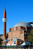 The Banja Baschi mosque Royalty Free Stock Photography