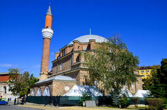 The Banja Baschi mosque Royalty Free Stock Image