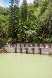 Banjar hot springs Stock Photography