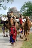 banjara印度部落 库存照片