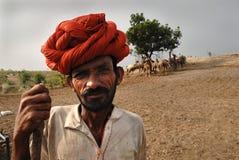 BANJARA STÄMME IN INDIEN Lizenzfreie Stockfotos