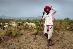 BANJARA STÄMME IN INDIEN Stockfotos