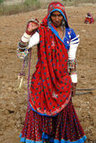 BANJARA WOMEN IN INDIA Royalty Free Stock Photo