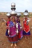 Banjara Women in India Royalty Free Stock Photos