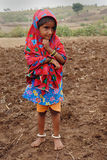 banjaraflicka india Arkivfoton