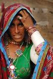 banjaraindia kvinnor Arkivfoto