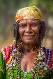 Banjari woman portrait Royalty Free Stock Photos