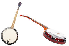 Banjo fotografía de archivo