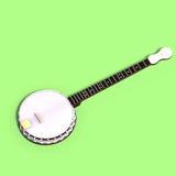 banjo Image libre de droits