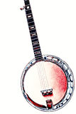 Bluegrass Banjo. Stock Image
