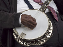 Banjo Music Royalty Free Stock Photos