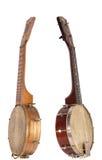 Banjo-Ukeleles Stock Images