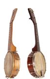 banjo ukeleles Στοκ Εικόνες