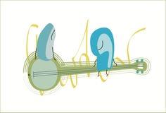 banjovarelser Royaltyfria Foton