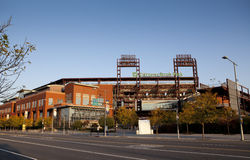 banków mieszkanowie parkowy Philadelphia Zdjęcia Stock
