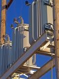 Bank 1 van de transformator Royalty-vrije Stock Afbeeldingen