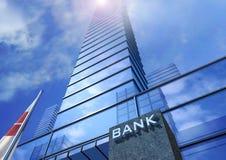 bank Zdjęcie Stock