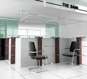 Bank in agoy Royalty Free Stock Images