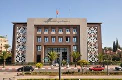 Bank al Maghrib in Marrakesh Royalty Free Stock Image