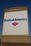 Bank of America imagen de archivo