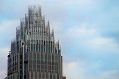 Bank of America el lavado de la ventana Imagenes de archivo