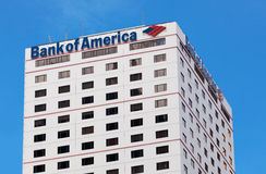 Bank of America Stock Photo