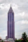Bank of America la plaza en Atlanta Georgia los E.E.U.U. Fotos de archivo