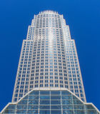Bank of America - NC Royaltyfri Bild