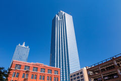 Bank of America Plaza building in Dallas Stock Images