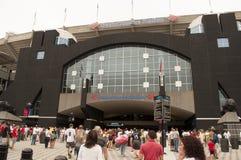 Bank of America Stadium Royalty Free Stock Photography