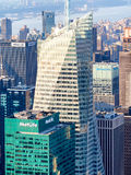 The Bank of America Tower in New York City Royalty Free Stock Photos