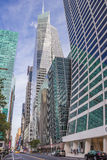 Bank of America Tower in New York City Stock Images