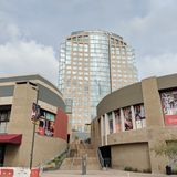 Bank of America Tower, Phoenix Downtown, AZ Stock Photos