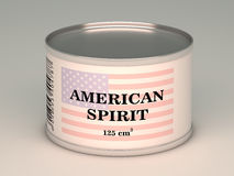Bank of american spirit Stock Images