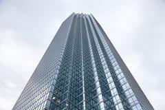 Bank of Americaplazaen i Dallas, USA Arkivfoto