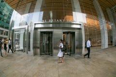 Bank of Amerika-Kontrollturm Lizenzfreie Stockfotografie