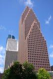 Bank of Amerika-Mitte in Houston stockbild