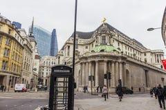 bank Anglii Obraz Stock