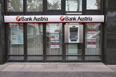 Bank Austria royalty free stock photography