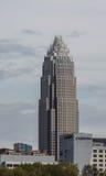 Bank av Amerika-Charlotte NC Fotografering för Bildbyråer