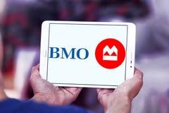 Bank av Montreal, BMO, logo Arkivbild