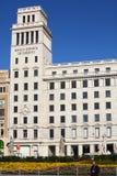 Bank Banesto Royalty Free Stock Photo