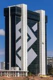 Bank of Brasil Headquarter Brasilia Stock Photos