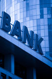 Bank building Stock Photos