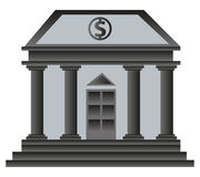 Bank Building Royalty Free Stock Photography