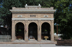 Bank Building Royalty Free Stock Photos