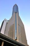 Bank buildings in Shanghai, China Stock Image