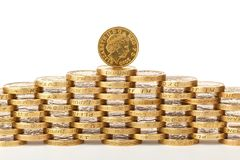 Bank, Business, Cash, Coin, British Royalty Free Stock Photo
