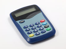 Bank Card Reader. For reading Chip and Pin Cards Stock Photo