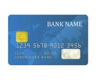 Bank card Royalty Free Stock Photos